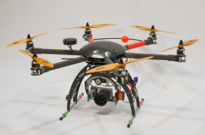 GBS Hexacopter 600