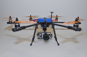 GBS Hexacopter 800