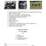 Price Sheets PDF